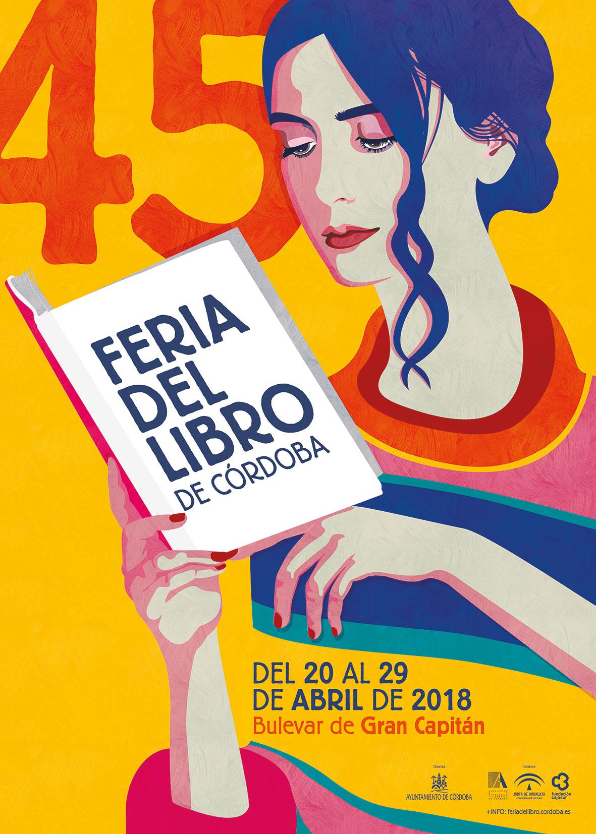 Feria del libro de c rdoba for Feria de artesanias cordoba 2016